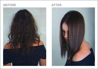 Best Straightening Treatment For Frizzy Hair Keratin